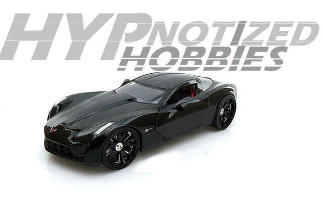 Jada 124 96730 Bigtime Muscle 09 Chevrolet Corvette Stingray