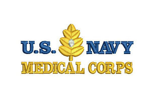 USN-US-NAVY-MEDICAL-CORPS-Retired-Embroidered-Polo-Shirt-Embroidered-gift