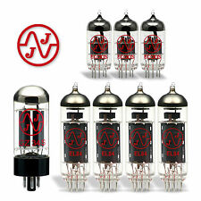 JJ Tube Upgrade Kit For VOX AC30CC2X/AC30CCH Amps EL84/ECC83/GZ34
