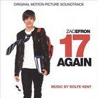 17 Again [Original Motion Picture Soundtrack] by Rolfe Kent (CD, Nov-2009, Silva America)