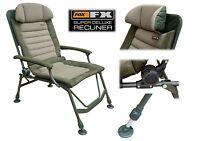 Fox Fx Super Deluxe Recliner Chair Carp Fishing new