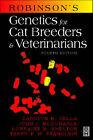 Robinson's Genetics for Cat Breeders and Veterinarians by John J. McGonagle, Carolyn M. Vella, Lorraine M. Shelton, Terry W. Stanglein (Hardback, 1999)