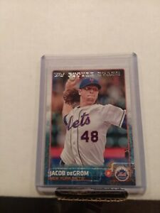 Topps-2015-Series-1-Jacob-Degrom-rookie-card