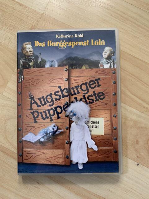 Augsburger Puppenkiste - Das Burggespenst Lülü von M...   DVD   Zustand sehr gut