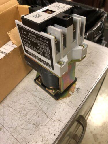 Series A Square D DC Control Relay 8501XDO40V53 w// 24VDC Coil Brand New!!