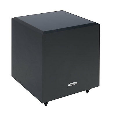 Pure Acoustics Lord SUB 10 schwarz Aktiv Subwoofer 150 Watt Leistung