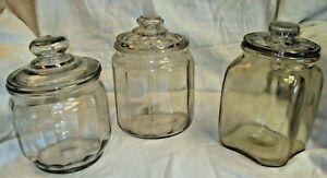 Antique Gl Candy Jars General