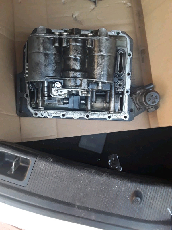 Reconditioned Zf-astronic gearbox computer box | Boksburg