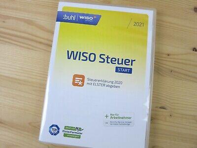 ++WISO Steuer-Start 2021 (für Steuerjahr 2020) CD, wie neu ...