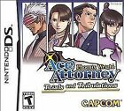 Phoenix Wright: Ace Attorney Trials and Tribulations (Nintendo DS, 2008)
