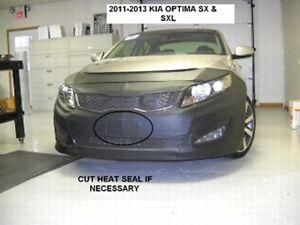 Lebra Front End Cover Car Mask Bra Fits Kia Optima SX & SXL 2011 2012 2013 11-13