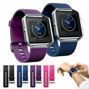 For-Fitbit-Blaze-Replacement-Sport-Watch-Strap-Universal-Silicone-Protector-Case