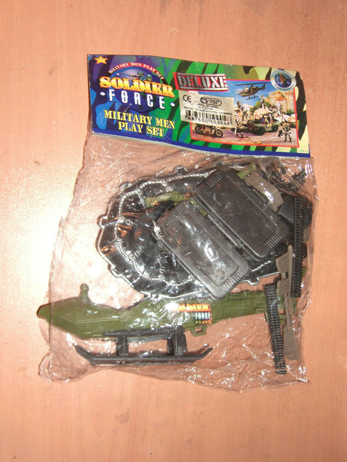 90'S VINTAGE G.I. G.I. G.I. GI Joe KO FANG NIGHT LANDING SOLDIER FORCE ACTION FIGURE MIB 497bec