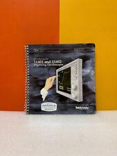 Tektronix 070 6103 01 11401 Amp 11402 Digitizing Oscilloscopes Introduction Manual