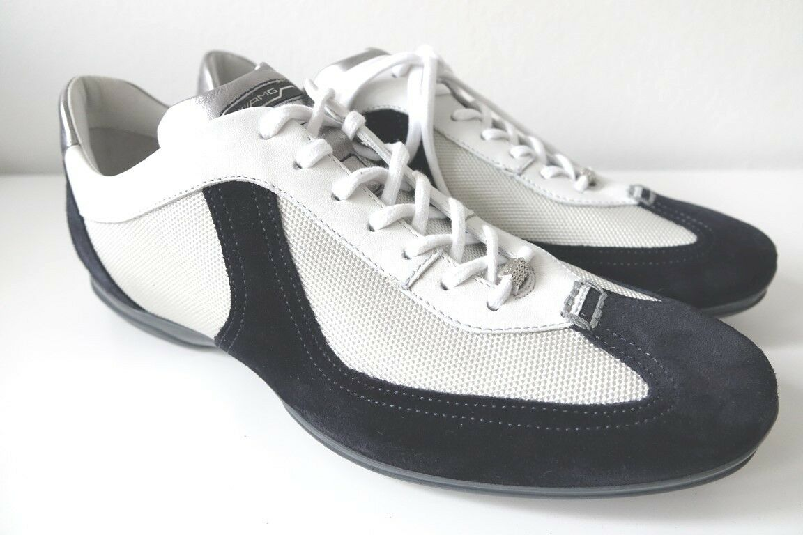 Santoni Scarpe Scarpe da uomo per il tempo libero Scarpe scarpe da ginnastica-Tg. 7 (41) - NUOVO ORIG.