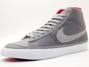 Blazer Nike Force Chaussures Vintage Sneaker Retro Gris High Taille46 Grey Mid 09 Nd cK1JlF