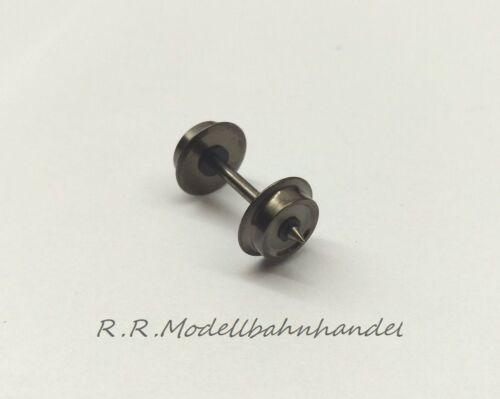 BTTB Radsatz  Metall  7,0 mm beitseitig Isoliert Neu