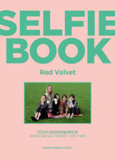 Red Velvet SELFIE BOOK : RED VELVET #3 236P PHOTO BOOK PHOTOBOOK SEALED