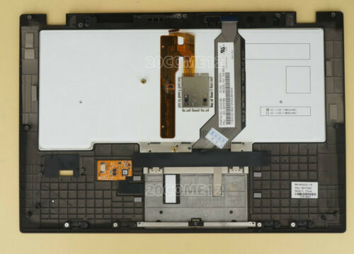 New For Lenovo Thinkpad Carbon X1 Gen 1 1st 2013 Keyboard Palmrest Latin Spanish