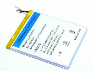 Per-Ipod-Touch-1-Generation-616-0343-Batteria-Batteria-Batteria-3-7V-900mAh