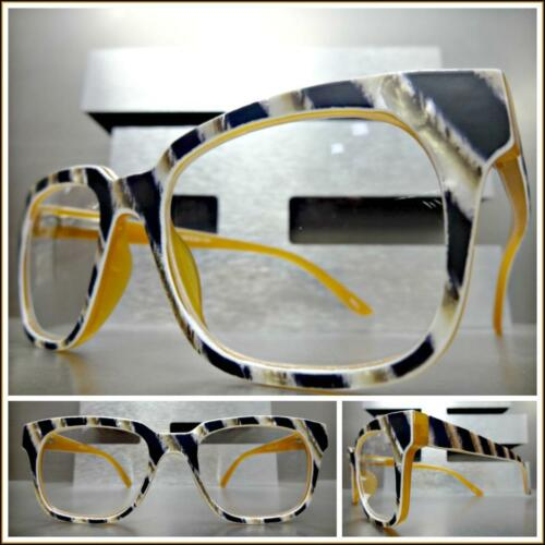 Women's Classy RETRO Style READING EYE GLASSES READERS Unique Animal Print Frame