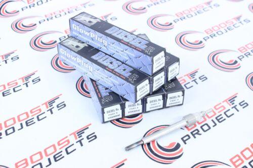 DRX00542 Diesel RX 00542 Glow Plug For 08-2010 Ford 6.4L Powerstroke Single