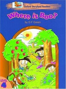 Oxford-Storyland-Readers-Where-is-Boo-Level-4-by-Green-D-F-Paperback-Book