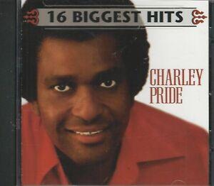 Music-CD-Charley-Pride-16-Biggest-Hits