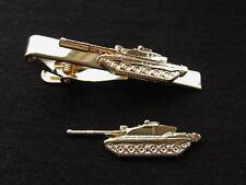 Challenger 2 Tank Tie Slide & Pin Badge,WESSEX YEOMANRY.QRH,QRL,HCR,KRH, RSDG