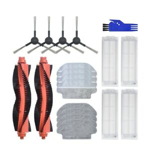 4-Side-Brush-2-Roller-Brush-4-Filter-Net-8-Mop-Cloths-Pad-for-Xiaomi-M2V4