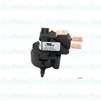 Tecmark Tridelta Latching Air Switch Tbs-401 25a Spdt Side Spout Spa Parts Shop