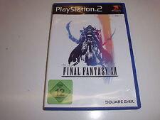 PlayStation 2   PS2  Final Fantasy 12