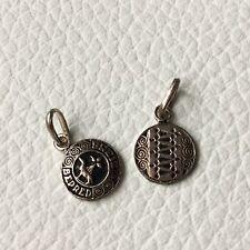 2 Pendentifs Breloques en Argent KELT Bretons Silver Pendants