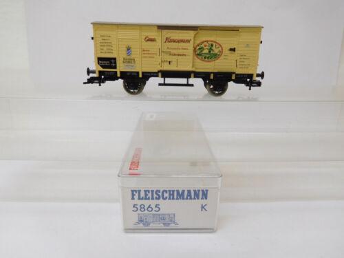 Mes-54531 Fleischmann 5865 K h0 carri merci Norimberga Gebr Fleischmann