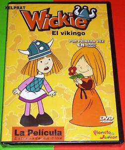 WICKIE-EL-VIKINGO-La-pelicula-Precintada