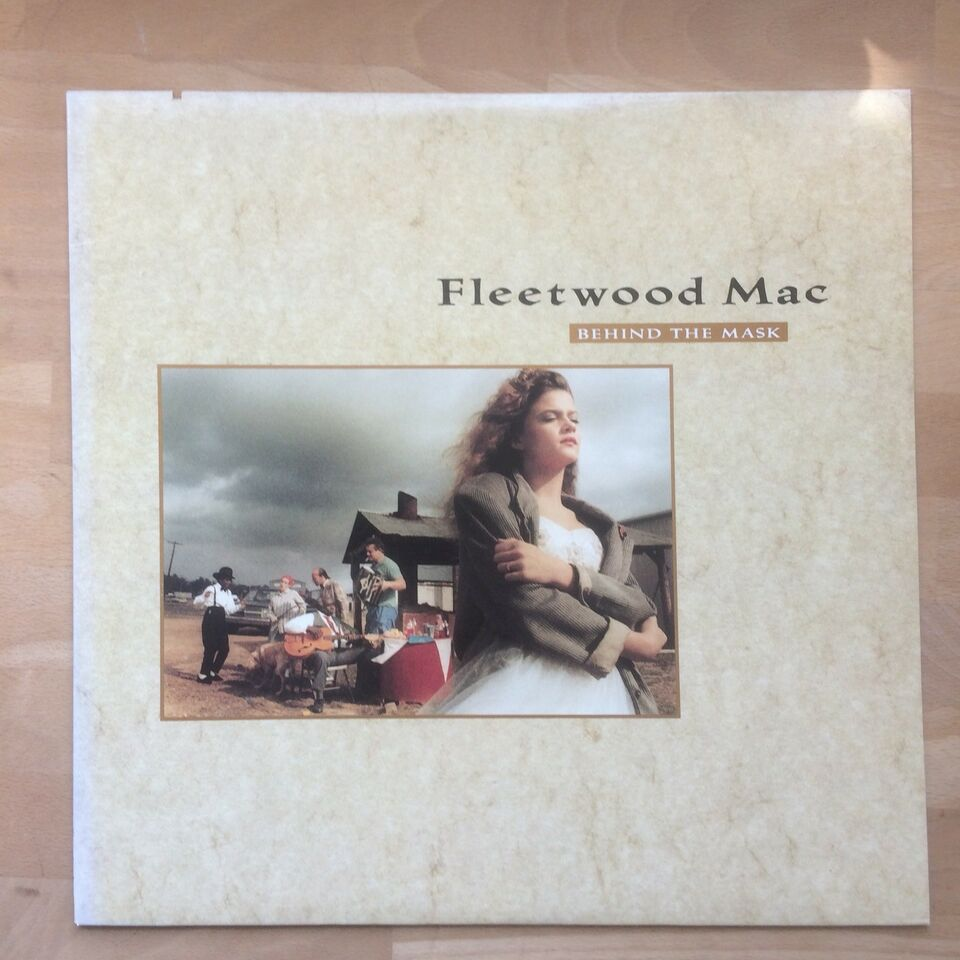 LP, Fleetwood Mac, Behind the Mask