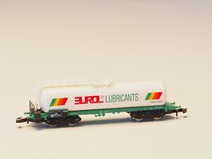 82021-Marklin-Z-scale-4-axle-Eurol-Lubricants-8-Wheel-Oil-Tanker-Car-Special-Ed