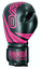 EVO-Ladies-Pink-Maya-Leather-Boxing-Gloves-MMA-Women-Sparring-Training-Muay-Thai thumbnail 6