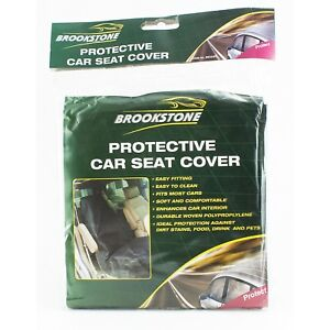 Car-van-Protective-seat-cover-quality-protection-front-Seats-Easy-Fit