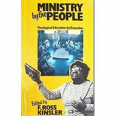 Ministry by the People: Theological Education by E