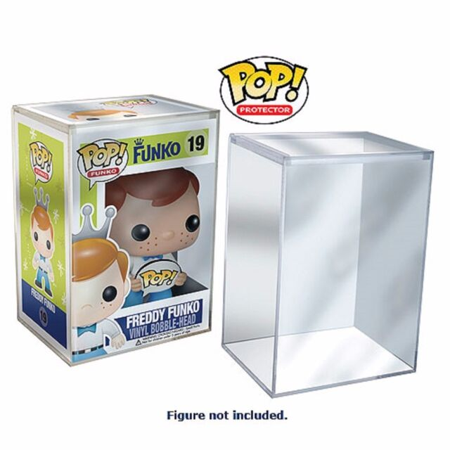 Funko Official Premium POP Protector Protective Hard Case For Pop Vinyl Figure