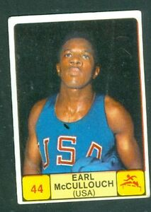 Earl-McCulloch-USA-Panini-Olympics-CARD-1968-Brand-New-n-44