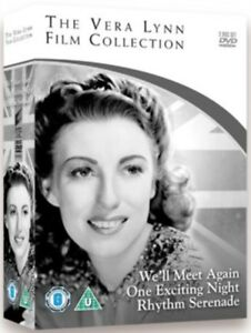 Nuovo Vera Lynn - Well Meet di Nuovo / Uno Exciting Night / Ritmo Serenade DVD