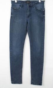 J.Lindeberg Hommes Damien Étroit Slim Jeans Extensible Taille W30 L32