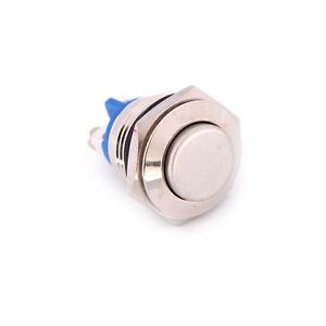 16mm-Starter-Schalter-Stahl-Metall-Hoehe-Form-Druckschalter-LI