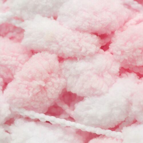 Rico Kreativ Pompon Pompom Garn Wolle 200g *** Alle Farben ***
