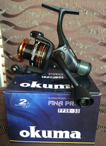 Okuma Fina Pro XP FPXR-30 RD Spinnrolle