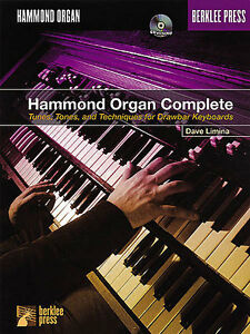 Image Is Loading Hammond Organ Complete Learn To Play Rock Jazz