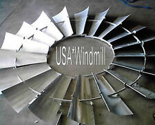 Windmill Wheel For 10ft Aermotor B702 Models New With Spokes