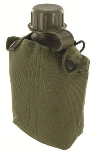 Desert camo or  Olive New Patrol water bottle in British dpm